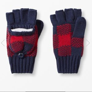 NWOT Hanna Andersson Convertible Mittens